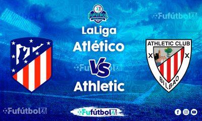 Ver Atlético vs Athleticen VIVO y en DIRECTO ONLINE por Internet