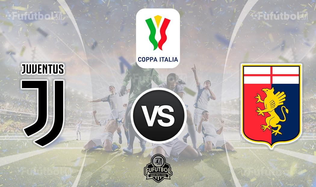 Ver Juventus vs Genoaen EN VIVO y EN DIRECTO ONLINE por Internet