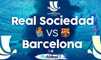 Ver Real Sociedad vsBarcelona VIVO y en DIRECTO ONLINE por Internet