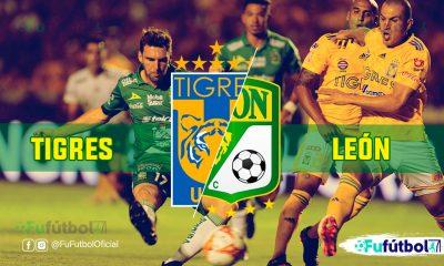 Ver Tigres vs León en EN VIVO y EN DIRECTO ONLINE por internet