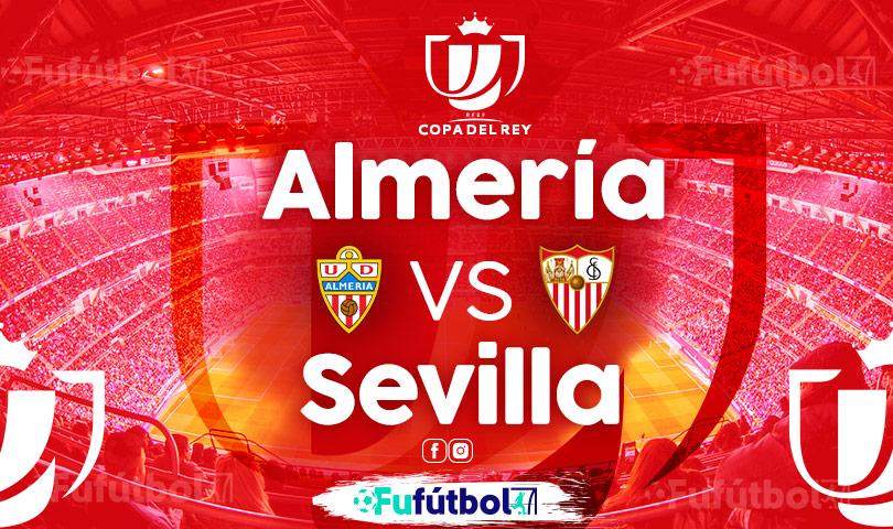 Ver Almería vs SevillaVIVO y en DIRECTO ONLINE por Internet