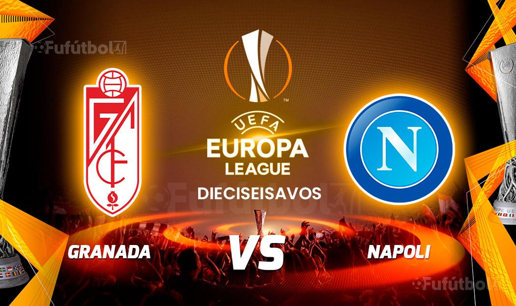 Ver Granada vs Napoli en EN VIVO y EN DIRECTO ONLINE por Internet