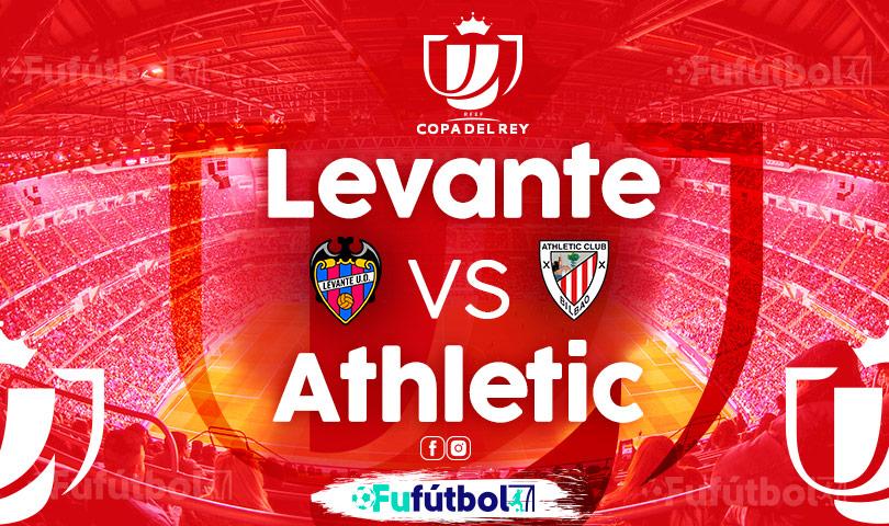 Ver Levante vs Athletic VIVO y en DIRECTO ONLINE por Internet