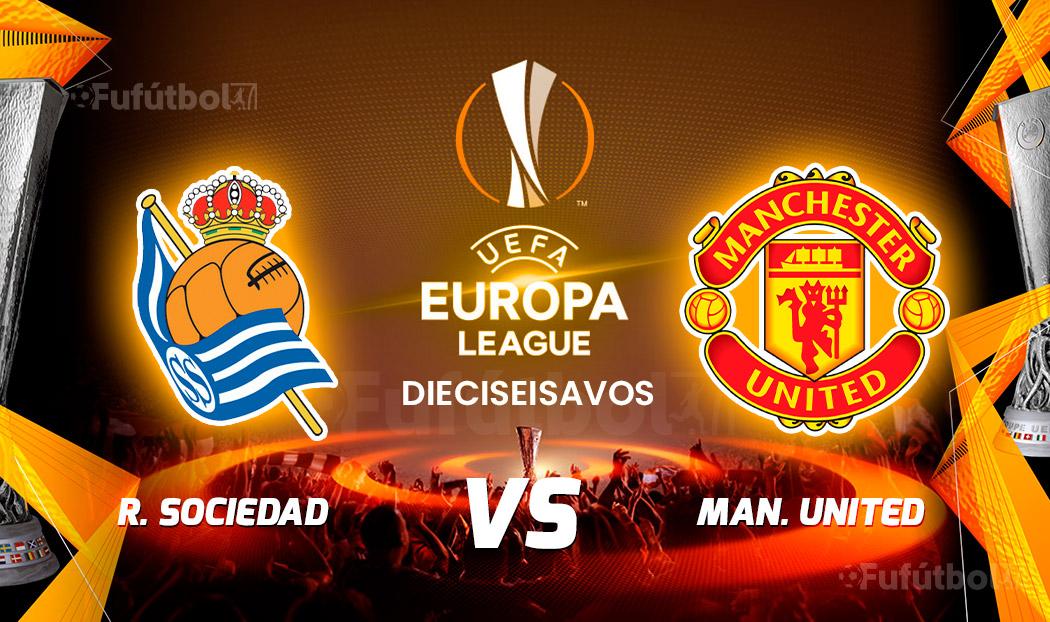 Ver Real Sociedad vs Manchester United en EN VIVO y EN DIRECTO ONLINE por Internet