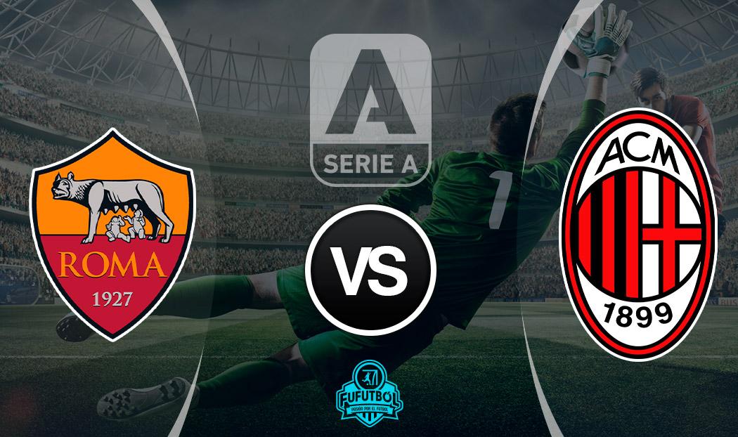 Ver Roma vs Milan en EN VIVO y EN DIRECTO ONLINE por Internet