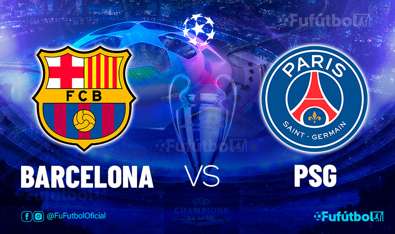 Ver Barcelona vs PSG en EN VIVO y EN DIRECTO ONLINE por internet