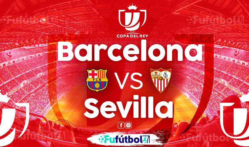Ver Barcelona vs Sevilla VIVO y en DIRECTO ONLINE por Internet