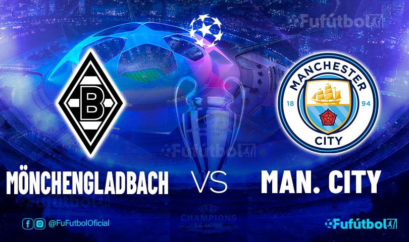 Ver Mönchengladbach vs Manchester CityenEN VIVO y EN DIRECTO ONLINE por internet