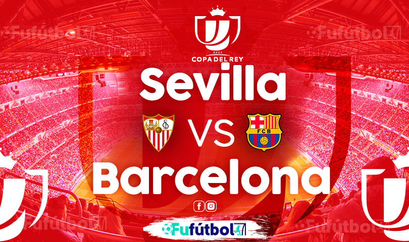 Ver Sevilla vs Barcelona VIVO y en DIRECTO ONLINE por Internet