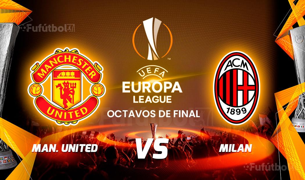 Ver Manchester United vs Milan en EN VIVO y EN DIRECTO ONLINE por Internet