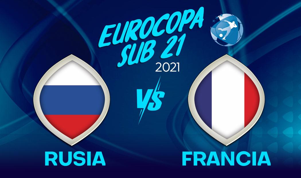 Ver Rusia vs Francia en EN VIVO y EN DIRECTO ONLINE por internet