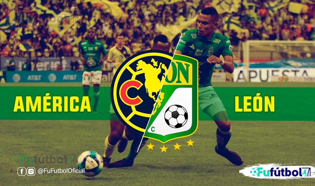 Ver América vs León en EN VIVO y EN DIRECTO ONLINE por internet