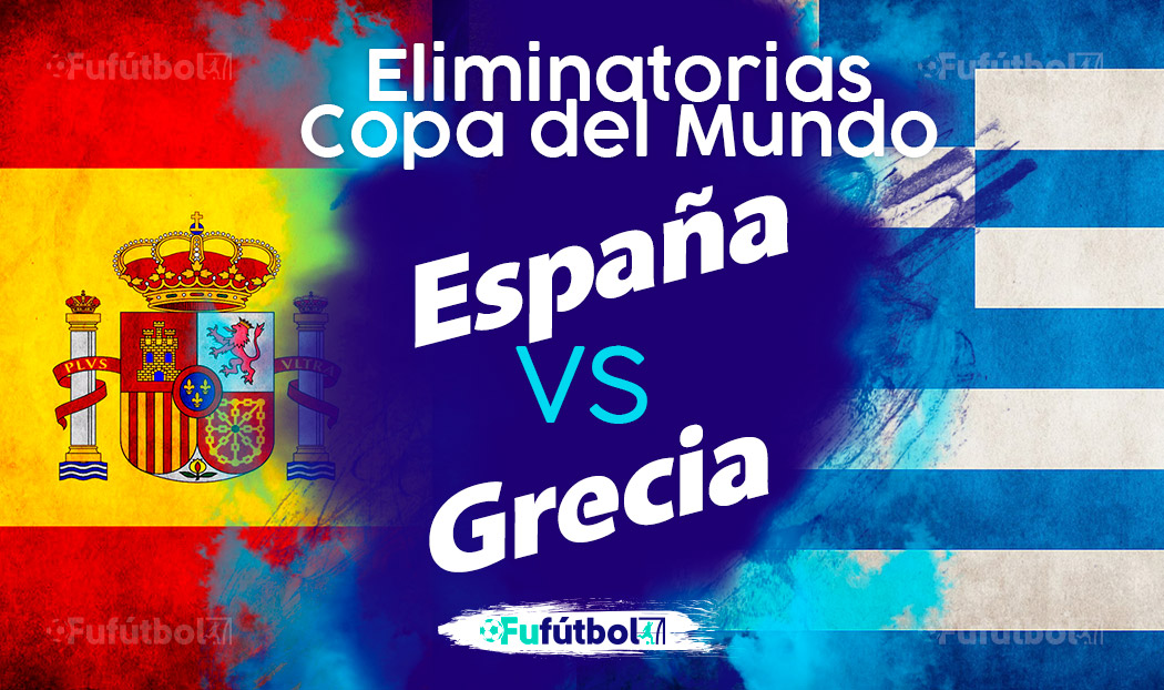 Ver España vs Grecia en EN VIVO y EN DIRECTO ONLINE por internet