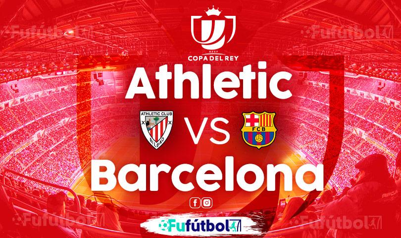 Ver Athletic vs Barcelona VIVO y en DIRECTO ONLINE por Internet