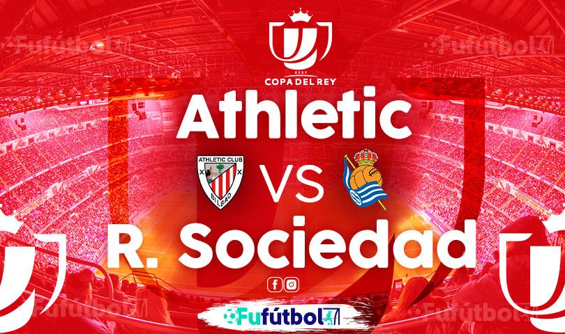 Ver Athletic vs Real Sociedad VIVO y en DIRECTO ONLINE por Internet