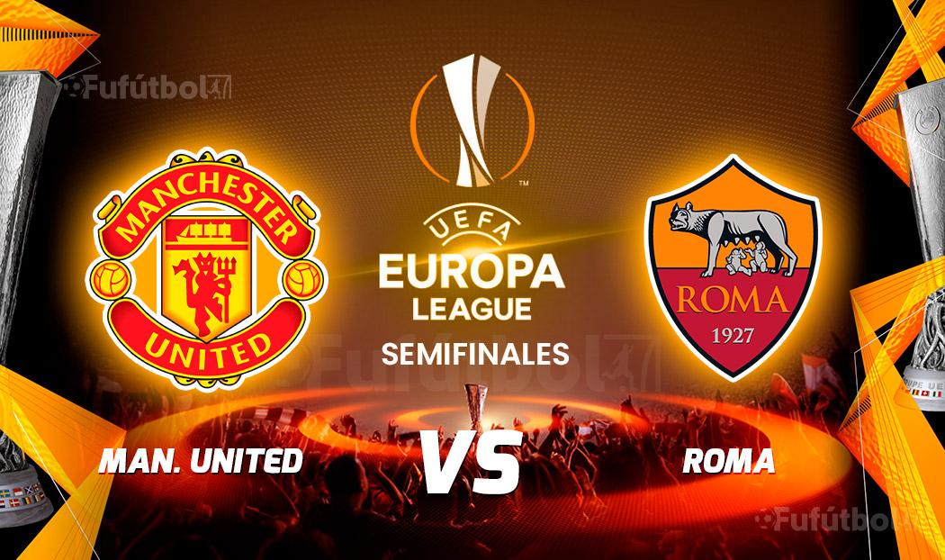 Ver Manchester United vs Roma en EN VIVO y EN DIRECTO ONLINE por Internet