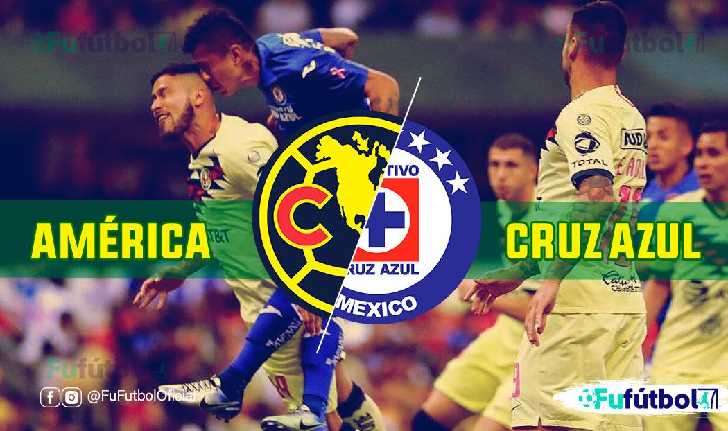 Ver América vs Cruz Azul en EN VIVO y EN DIRECTO ONLINE por internet
