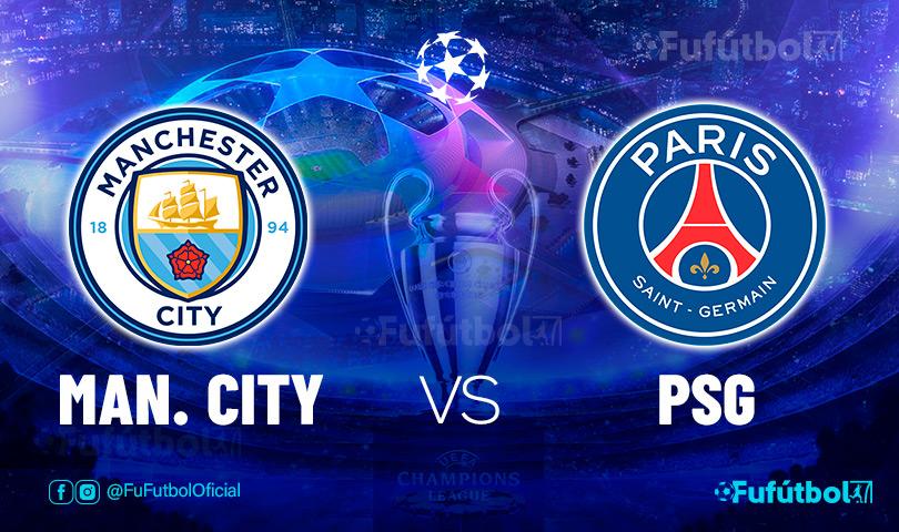 Ver Manchester City vs PSG en EN VIVO y EN DIRECTO ONLINE por internet