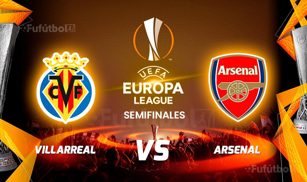 Ver Villarreal vs Arsenal en EN VIVO y EN DIRECTO ONLINE por Internet