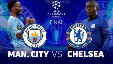 Ver Manchester City vs Chelsea en EN VIVO y EN DIRECTO ONLINE por internet