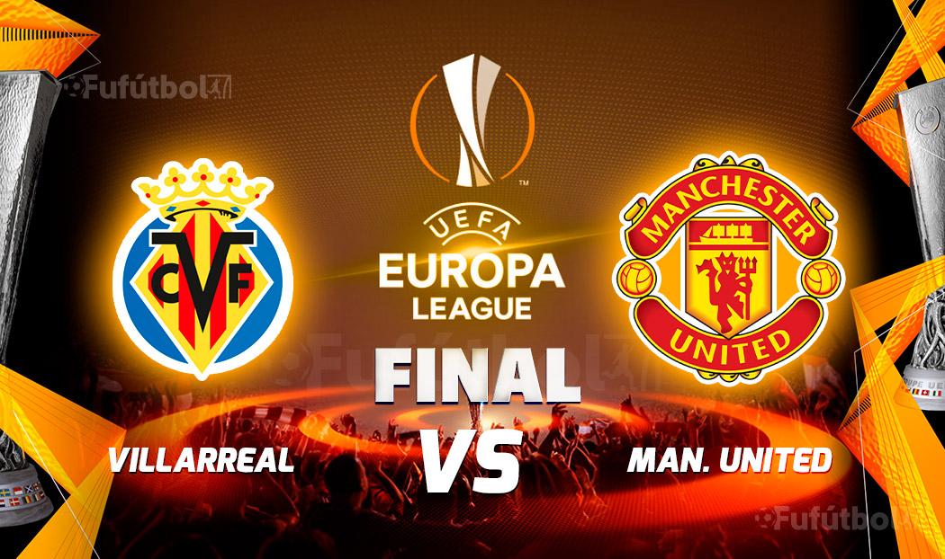 Ver Villarreal vs Manchester United en EN VIVO y EN DIRECTO ONLINE por Internet