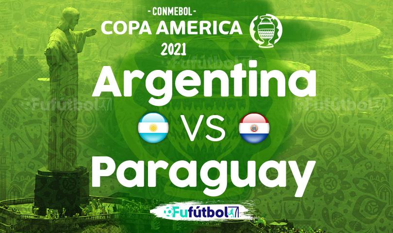 Ver Argentina vs Paraguay en EN VIVO y EN DIRECTO ONLINE por internet