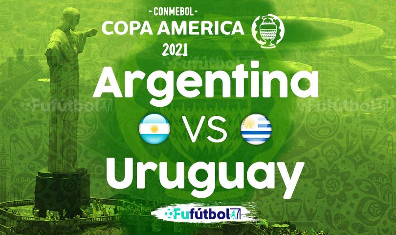 Ver Argentina vs Uruguay en EN VIVO y EN DIRECTO ONLINE por internet