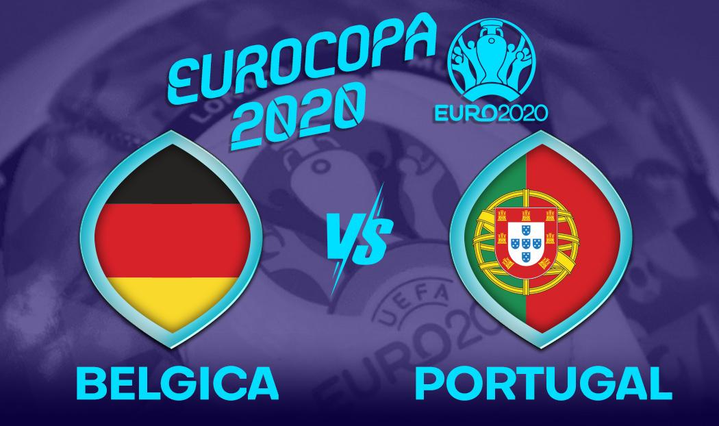 Ver Bélgica vs Portugal en EN VIVO y EN DIRECTO ONLINE por internet