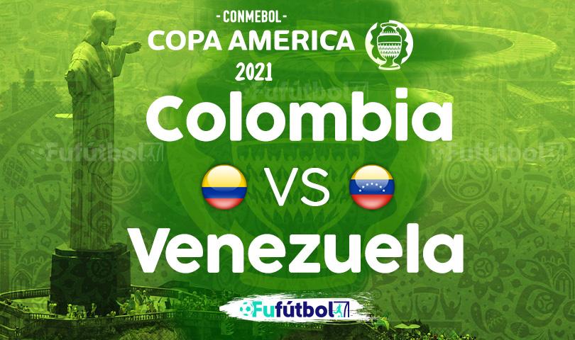 Ver Colombia vs Venezuela en EN VIVO y EN DIRECTO ONLINE por internet