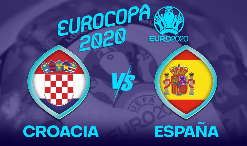 Ver Croacia vs España en EN VIVO y EN DIRECTO ONLINE por internet
