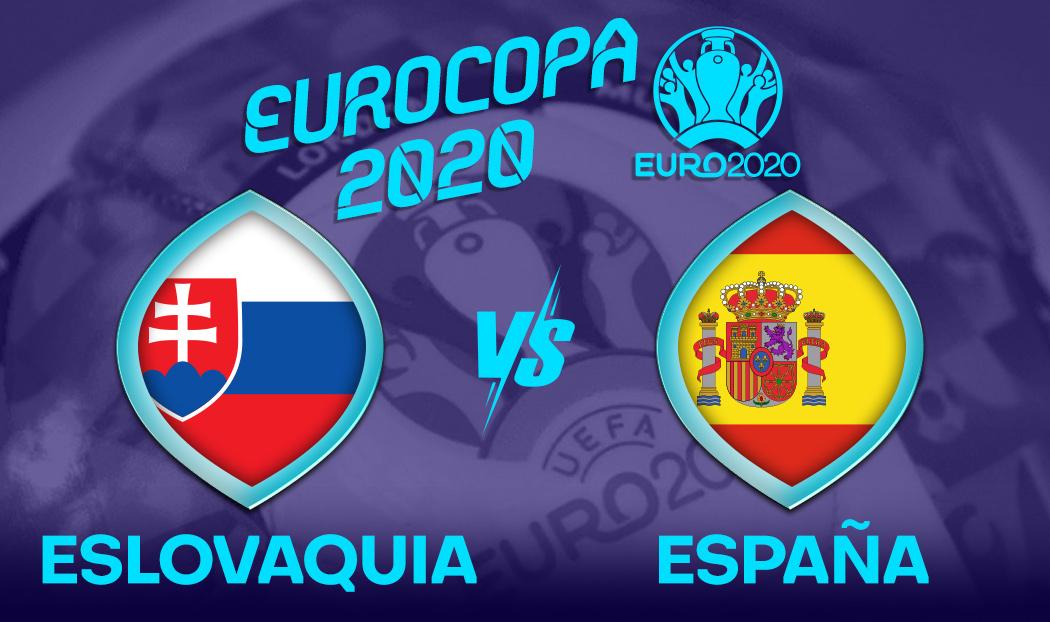 Ver Eslovaquia vs España en EN VIVO y EN DIRECTO ONLINE por internet