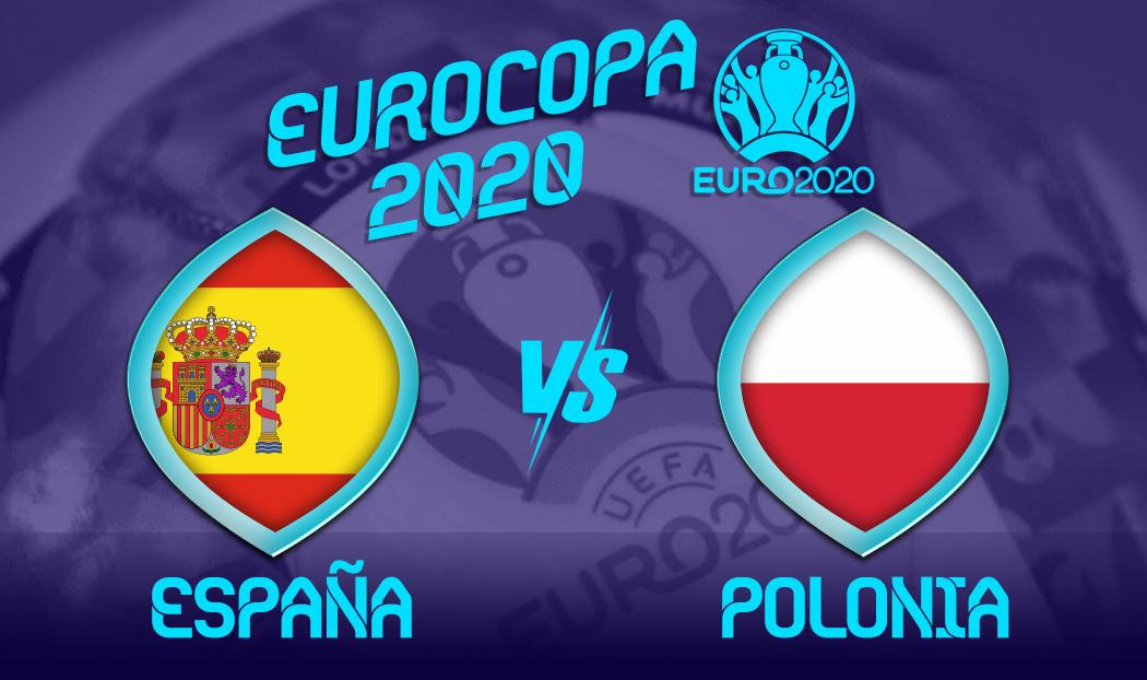 Ver España vs Polonia en EN VIVO y EN DIRECTO ONLINE por internet