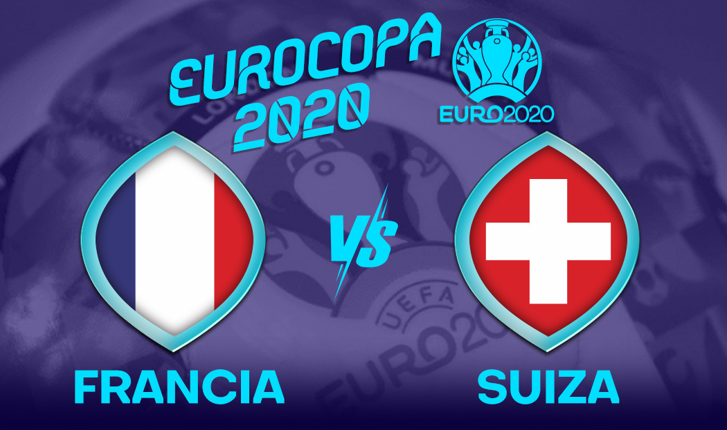 Ver Francia vs Suiza en EN VIVO y EN DIRECTO ONLINE por internet