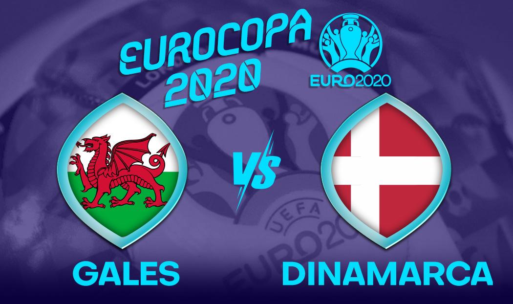 Ver Gales vs Dinamarca en EN VIVO y EN DIRECTO ONLINE por internet