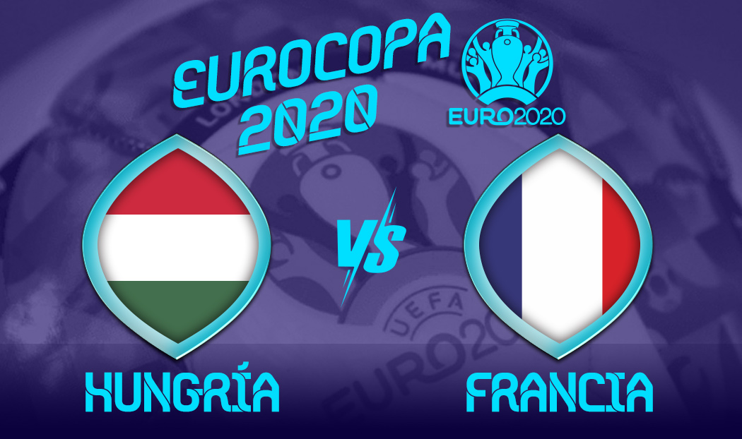 Ver Hungría vs Francia en EN VIVO y EN DIRECTO ONLINE por internet
