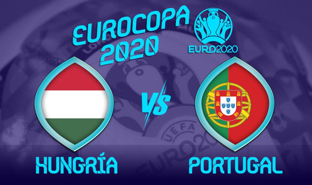 Ver Hungría vs Portugal en EN VIVO y EN DIRECTO ONLINE por internet