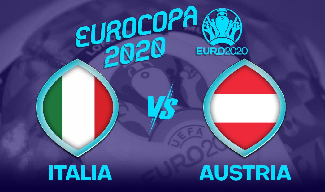 Ver Italia vs Austria en EN VIVO y EN DIRECTO ONLINE por internet