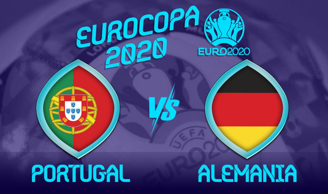 Ver Portugal vs Alemania en EN VIVO y EN DIRECTO ONLINE por internet