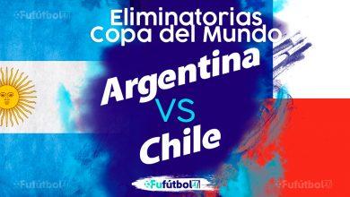 Ver Argentina vs Chile en EN VIVO y EN DIRECTO ONLINE por internet