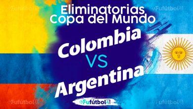 Ver Colombia vs Argentina en EN VIVO y EN DIRECTO ONLINE por internet
