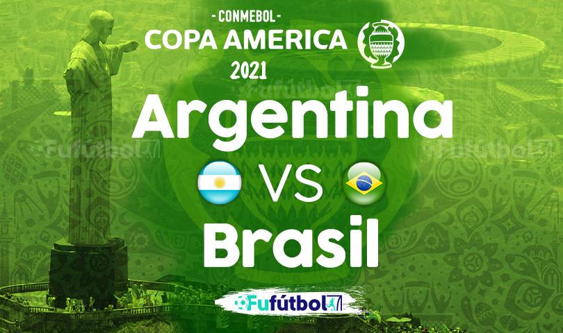 Ver Argentina vs Brasil en EN VIVO y EN DIRECTO ONLINE por internet