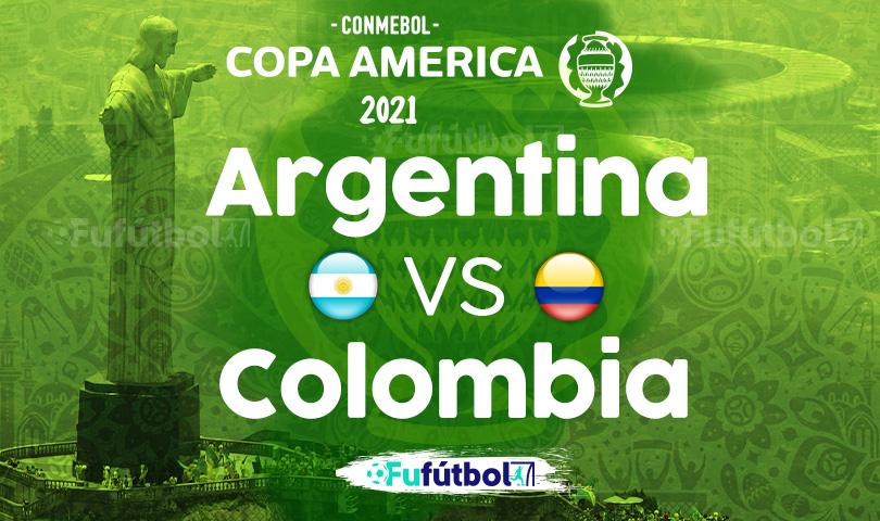 Ver Argentina vs Colombia en EN VIVO y EN DIRECTO ONLINE por internet