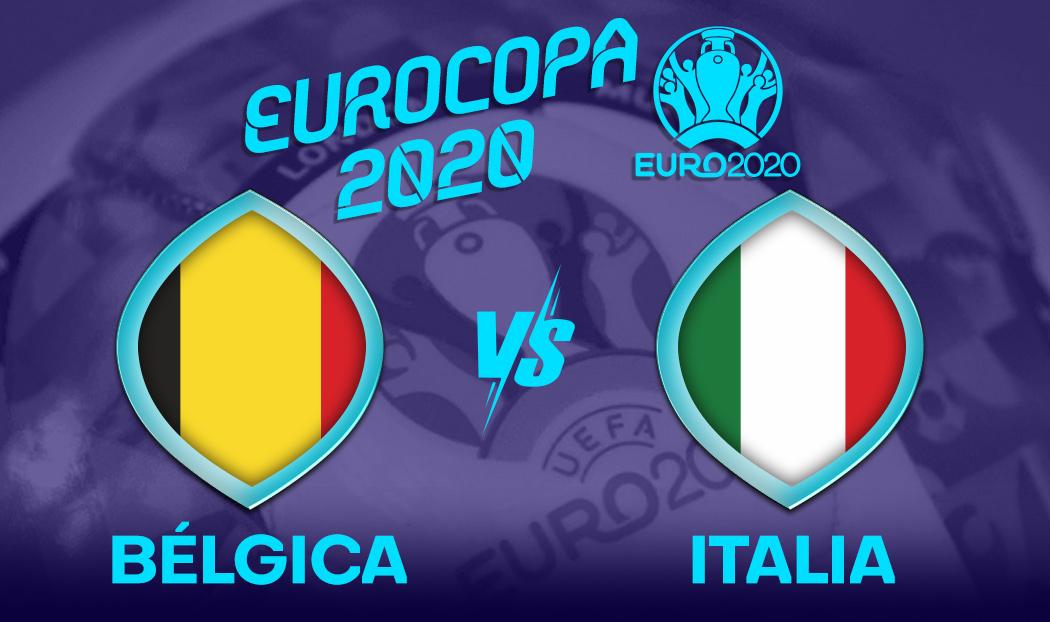 Ver Bélgica vs Italia en EN VIVO y EN DIRECTO ONLINE por internet
