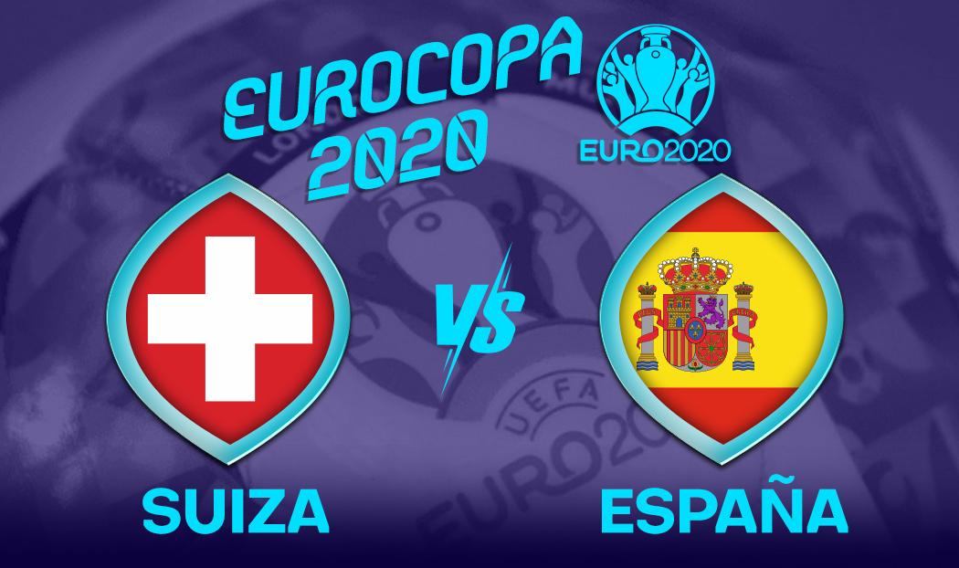 Ver Suiza vs España en EN VIVO y EN DIRECTO ONLINE por internet